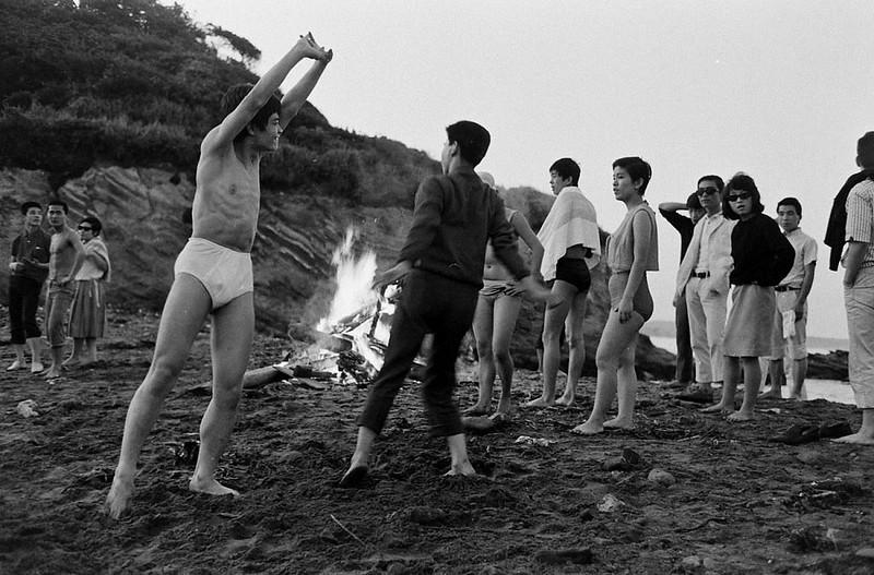 1964年,日本青年叛逆的一代7