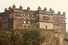 124836: Jehangir Mahal, Orchha
