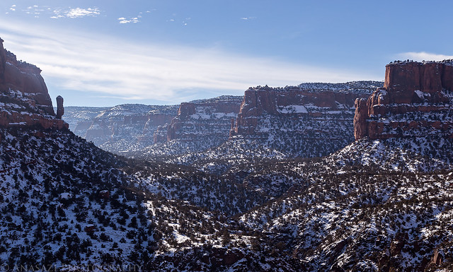 Devil's Canyon Overlook
