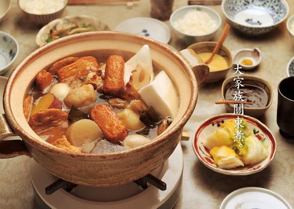 LIFE3生活味×大家族關東煮 -20160202