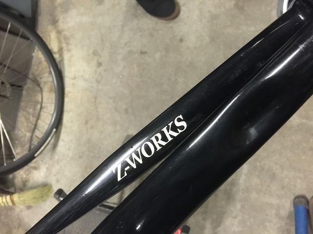DIK's bike