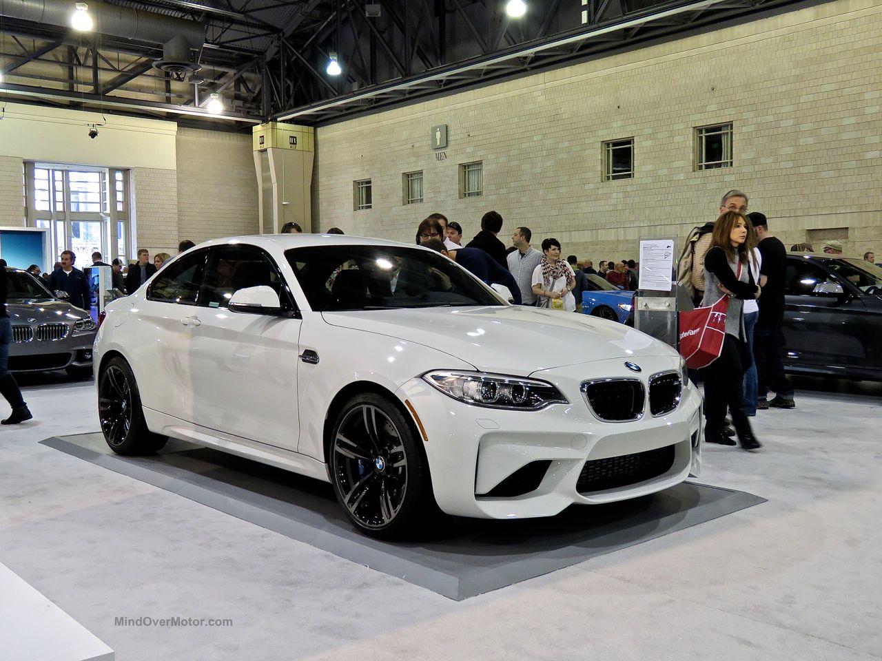 Philly Auto Show 2016 BMW M2