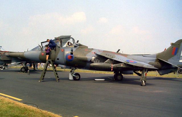 ZD990 Harrier T.4