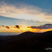 Sunset at Kahlenberg in Vienna by Lightastic