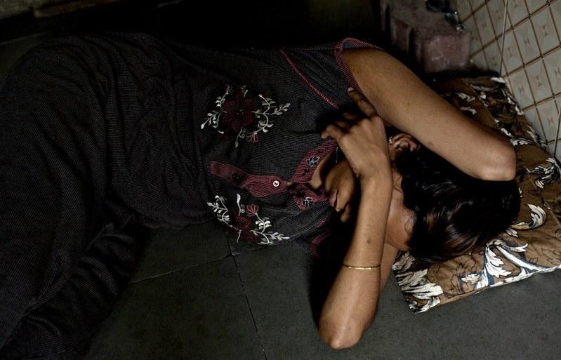 世界最大紅燈區—性暴力國度 孟買—傷痕累累的性工作者14