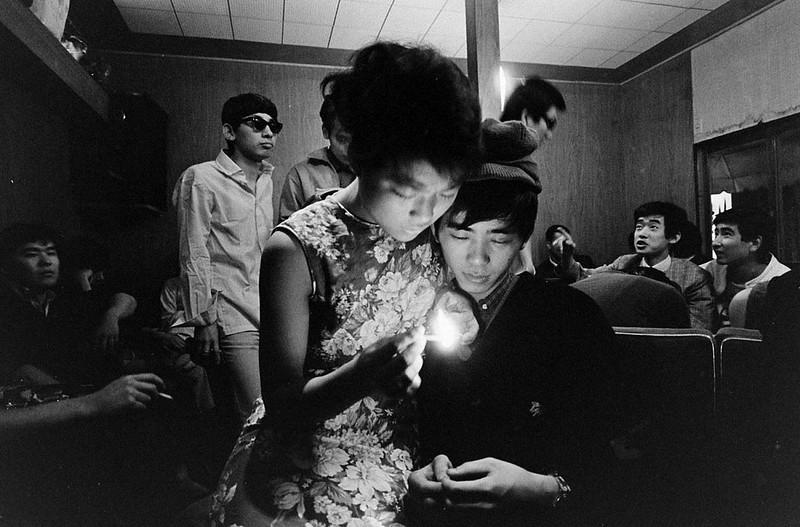 1964年,日本青年叛逆的一代6
