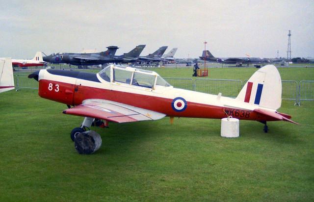 WK638/83 Chipmunk T.10