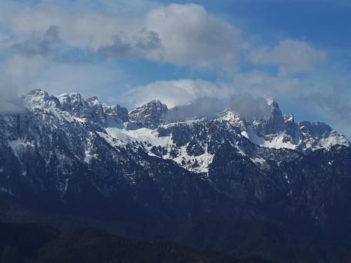 σύννεφα χιόνια βουνά ουρανόσ γκαμήλα νομόσιωαννίνων άρματα τύμφη πάδεσ κορυφέσ