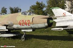 4242 - 6602 - Polish Air Force - Sukhoi SU-20R - Polish Aviation Musuem - Krakow, Poland - 151010 - Steven Gray - IMG_0361