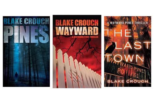 Wayward Pines - Books Cover