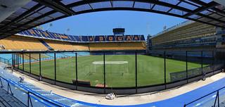 Buenos Aires - Boca Juniors field