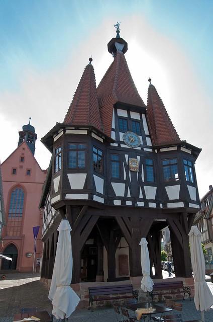 Michelstadt - Rathaus