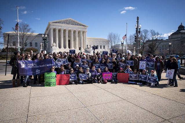 Rally to Protect Abortion Access