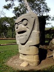 San Augustin - Colombie