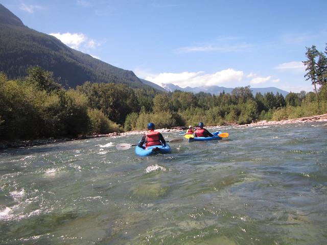 Chilliwack River Kayak 2013 (4), Canon POWERSHOT D20
