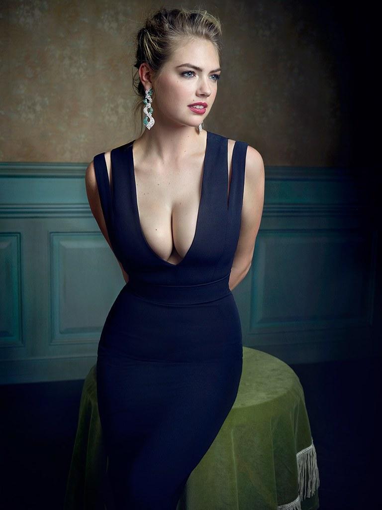 Кейт Аптон — Фотосессия для «Vanity Fair» 2016 – 1