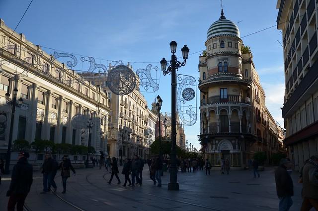 Seville in December