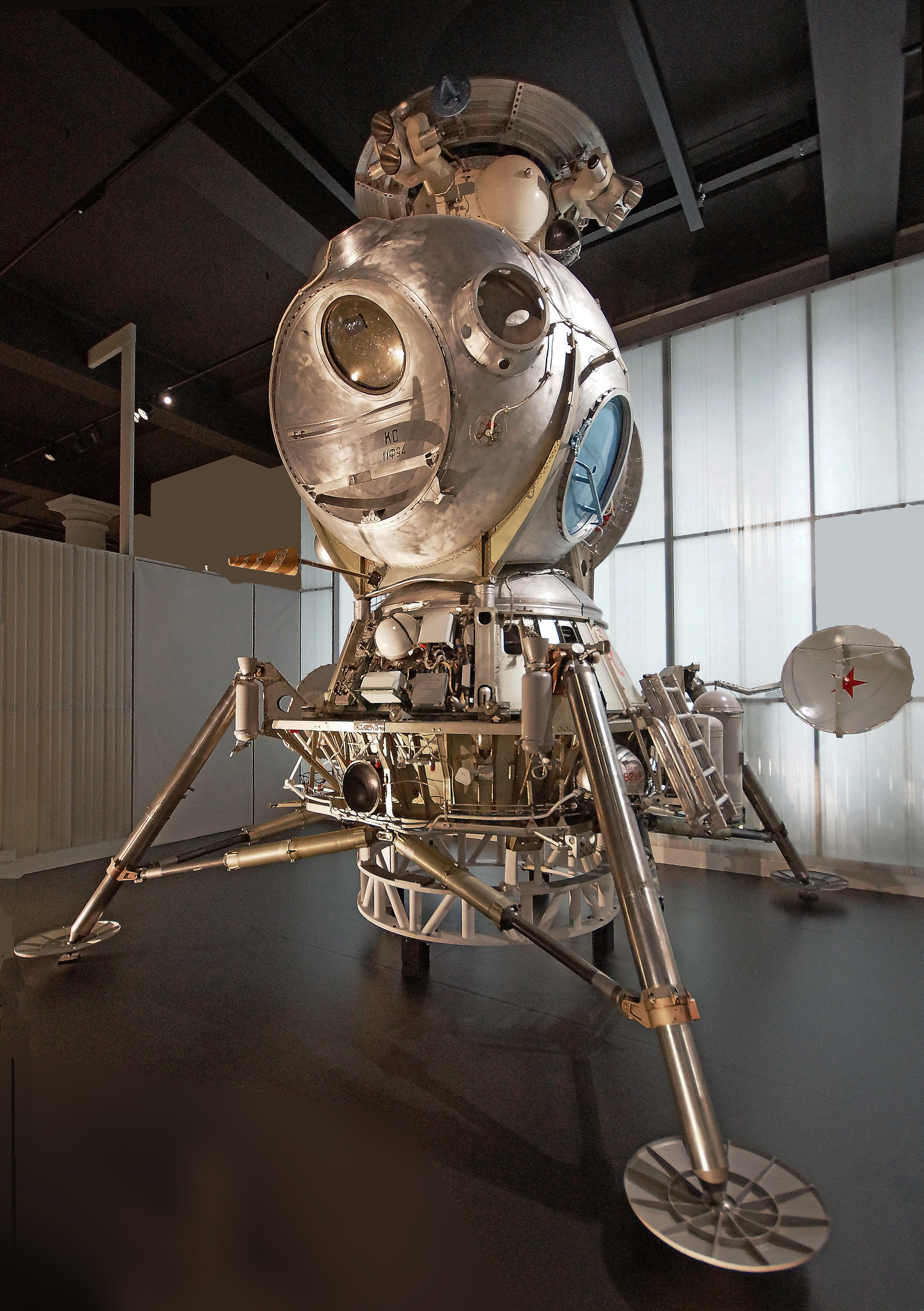 Soviet LK-3 Lunar Lander, Lunniy Korabl