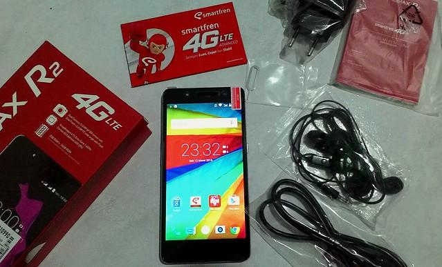 Review Smartfren Andromax R2, Smartphone VoLTE pertama di Indonesia