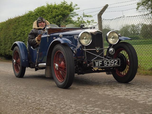 Riley Open Tourer - 1936