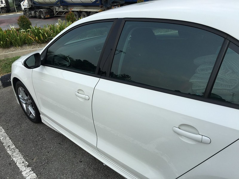 Balik Kampung Tanjung Tualang Dengan Jetta