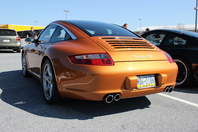 Porsche 911 Targa 4S (997.1)
