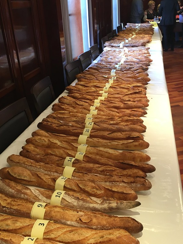 Best Baguette or Paris Contest