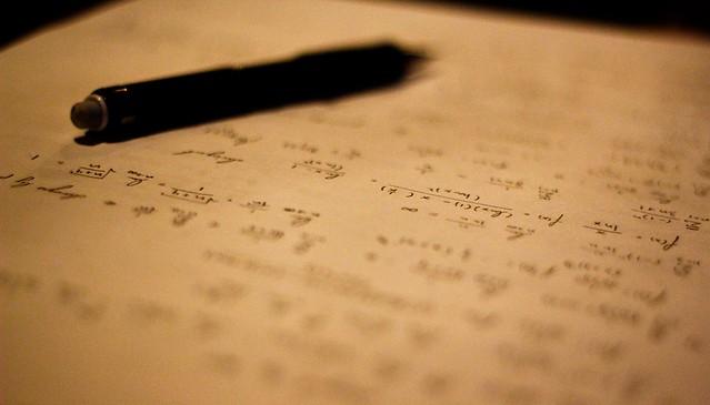 Calculus Sekant Küp
