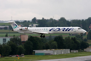 Adria Airways Bombardier CRJ-900 (CL-600-2D24) S5-AAL