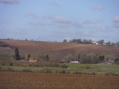 Upper Winchenden, from Thame Meadows