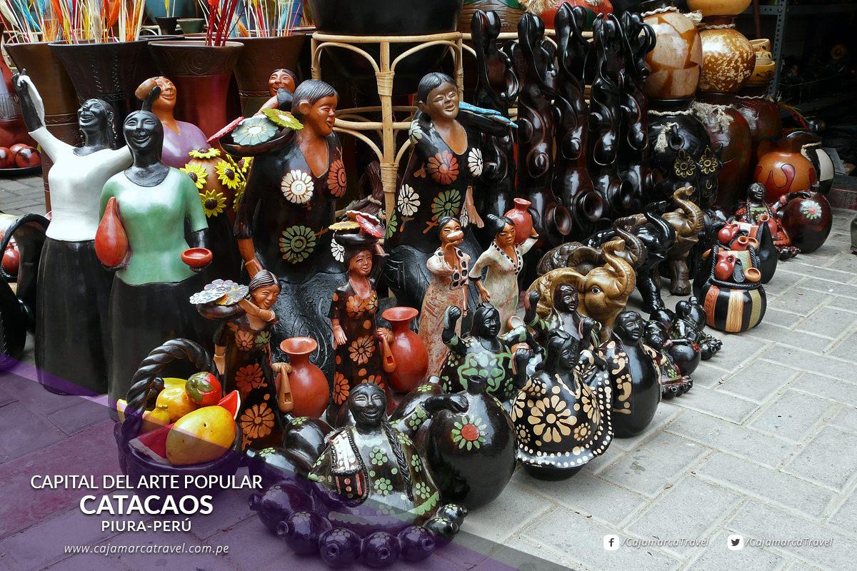 Capital del arte popular piurano.