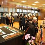 Vernissage expositions Le centre-ville au coeur de l'objectif