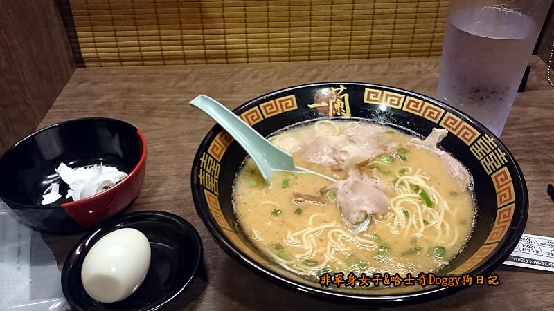 日本一蘭拉麵11