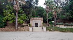 Southwest Museum Entrance, Sumner Hunt & Silas R. Burns 1919