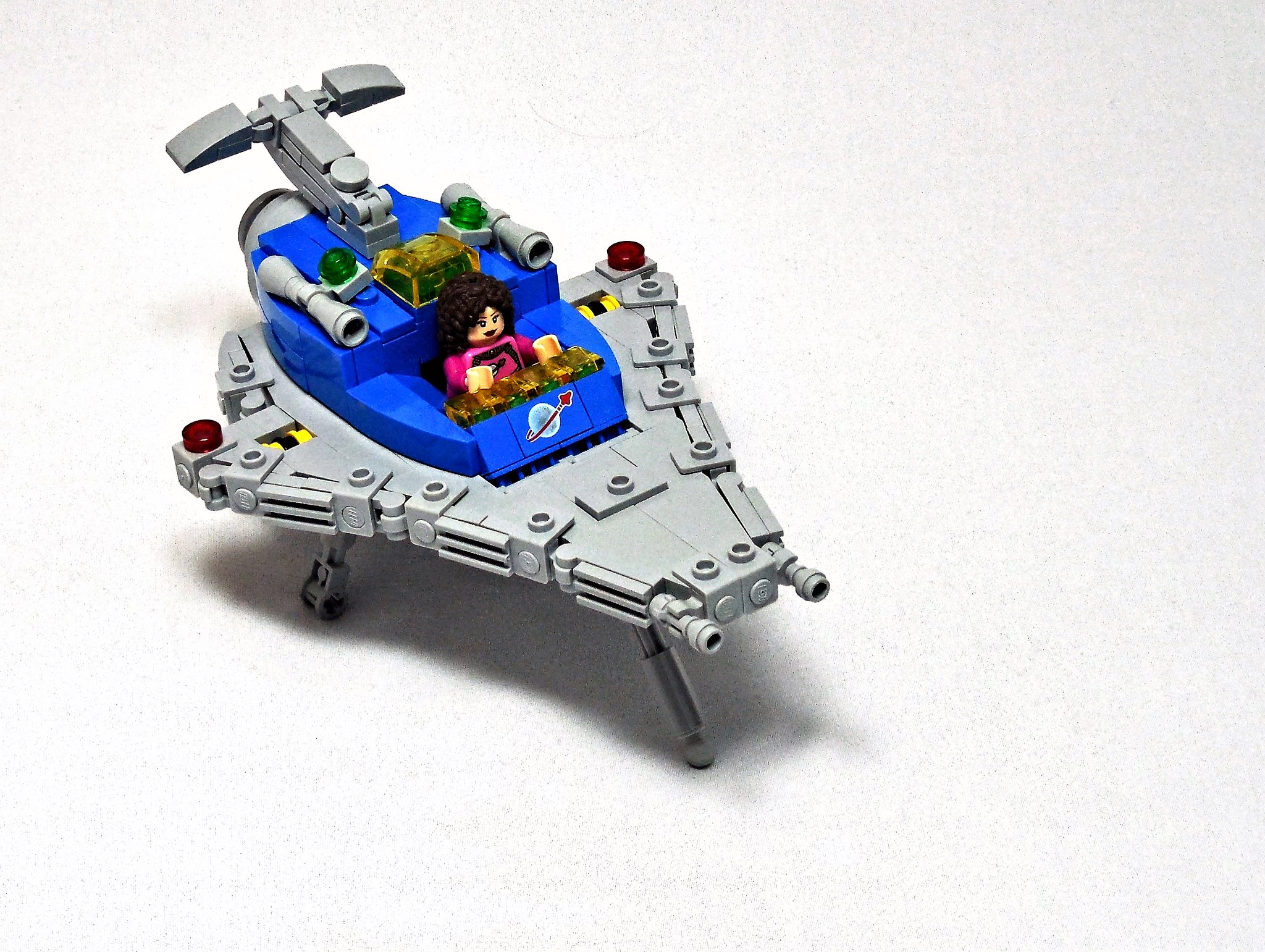 LEGO® MOC by Vitreolum: LL 918 Redux