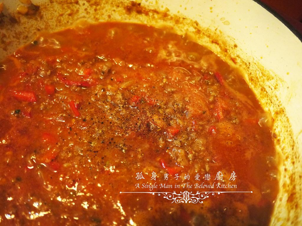 孤身廚房-墨西哥辣醬佐香米24