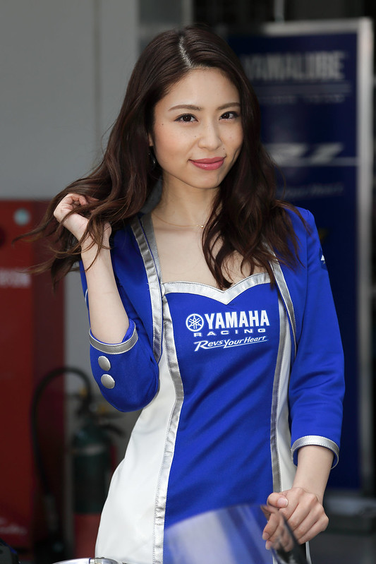 YAMAHA RACING LADY