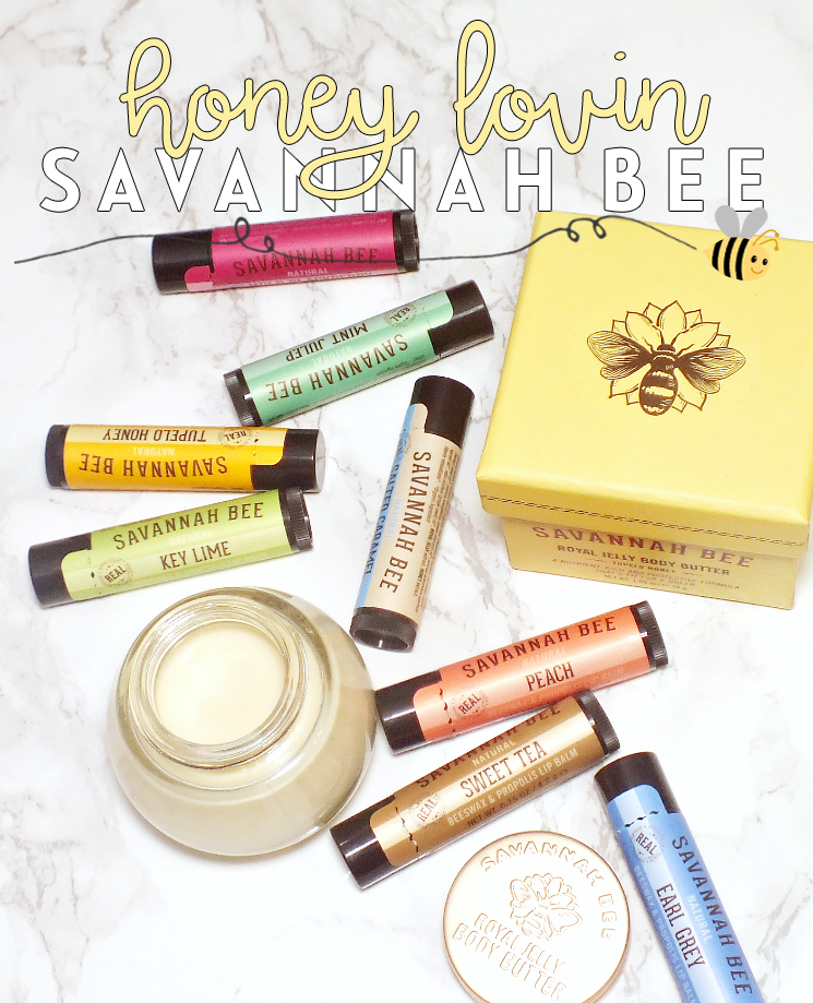 honey lovin' with savannah bee