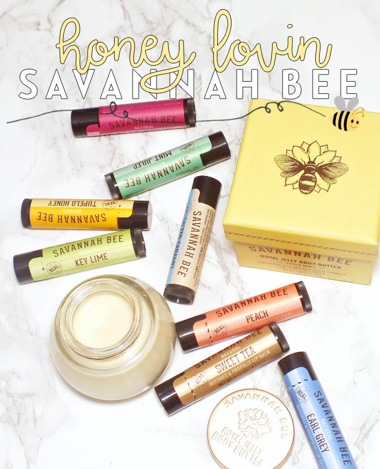 honey lovin' with savannah bee