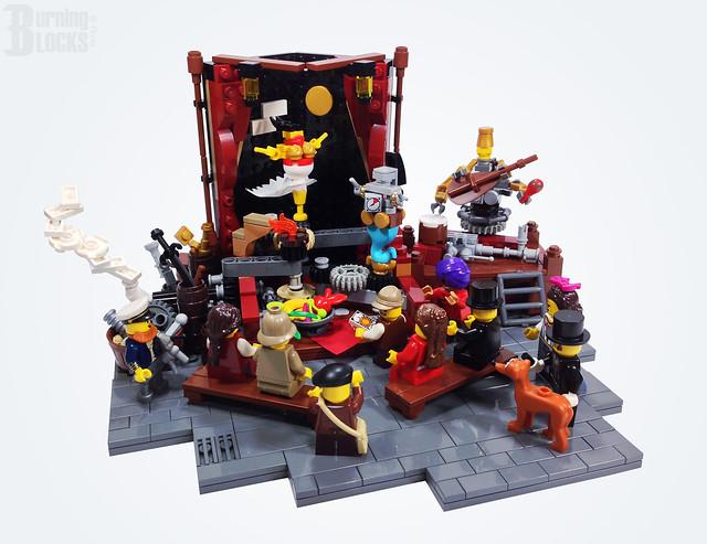 The Clockwork Show