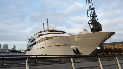 Sunborn Ship Hotel