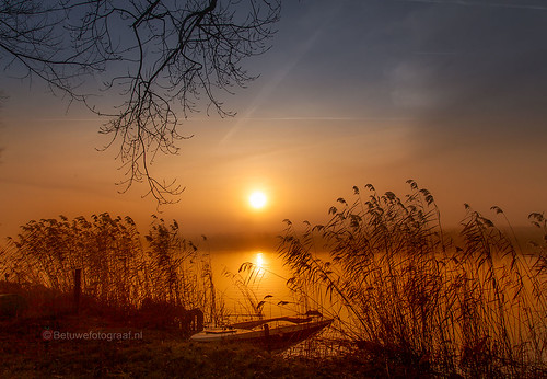 dutch sunrise linge betuwe rhenoy betuwefotograafnl