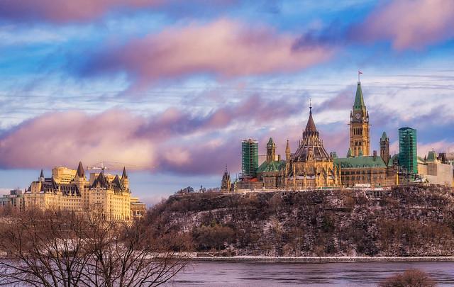 Ottawa Skyline