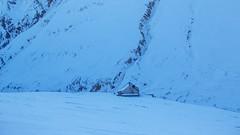 Schronisko Hochjoch Hospiz 2370 m.