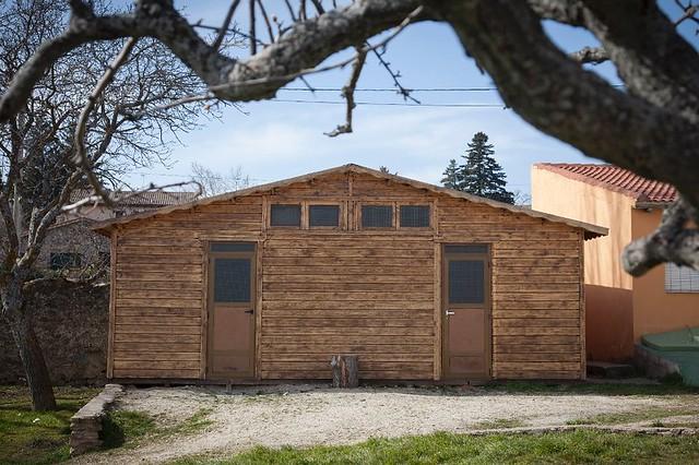 Campamento Sierra de Madrid English Camp - Instalaciones y entorno