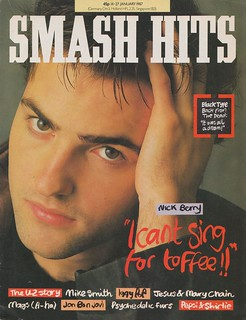Smash Hits, January 14, 1987