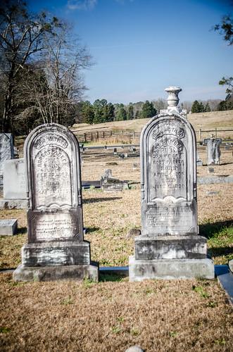 Ebenezer Methodist Church and Cemetery-040