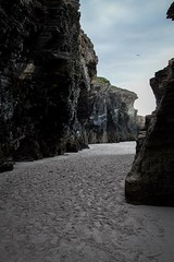 Playa de las Catedrales, Ribadeo, Lugo, España