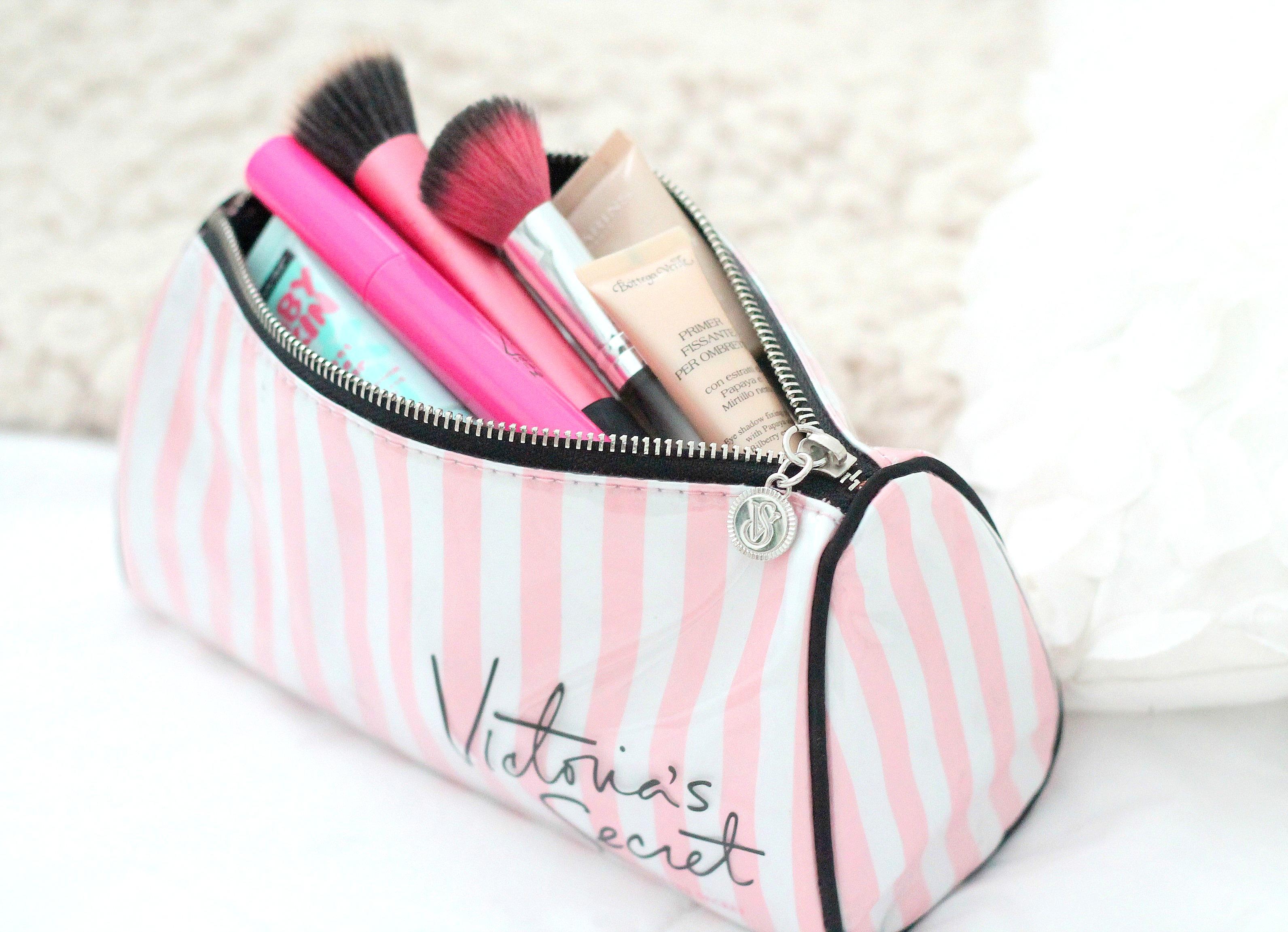 Victoaria's secret makeup bag