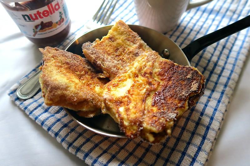 uk scottish fashion lifestyle blogger brunch recipe french toast